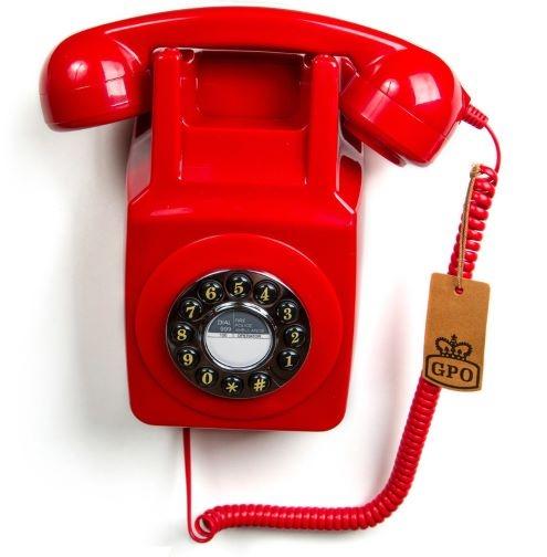 Ρετρο σταθερά τηλέφωνα